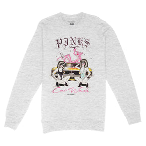 Pink's Sweater