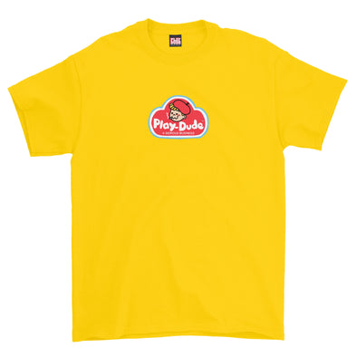 Doh Boy Tee (Yellow)