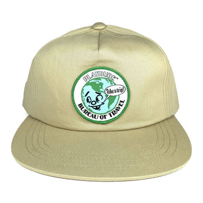 Bureau of Travel Cap (Khaki)