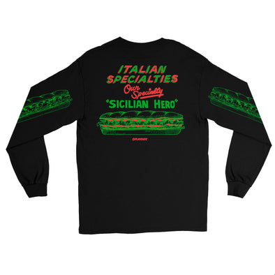 Italian Specialities Long Sleeve (Black)