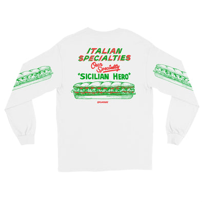 Italian Specialities Long Sleeve (White)