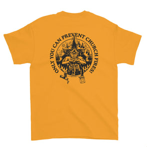 Norway Tee (Gold)