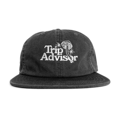 Trip Advisor Cap (Black)