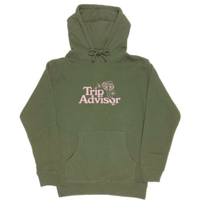 Trip Advisor Pullover Hoody (Forest)