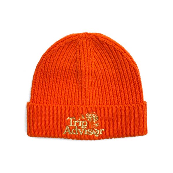 Trip Advisor Beanie (Orange)