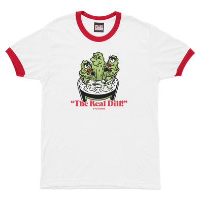 The Real Dill! Ringer Tee