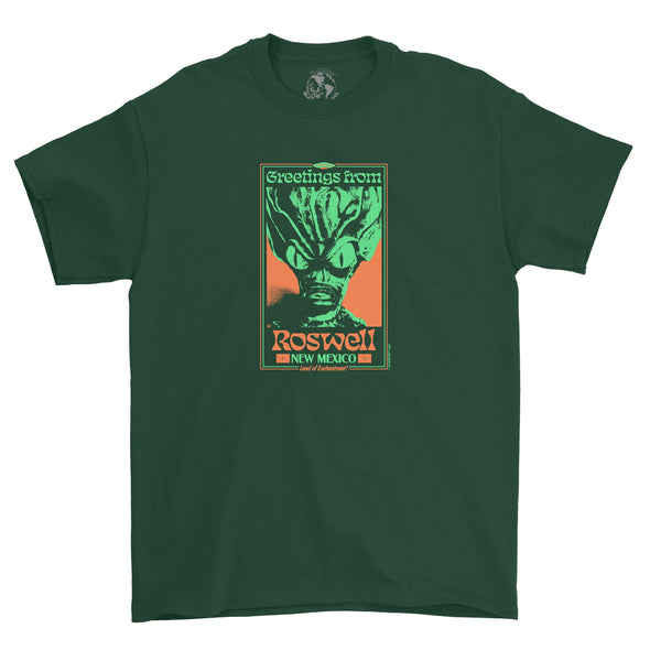 Roswell Tee (Green)