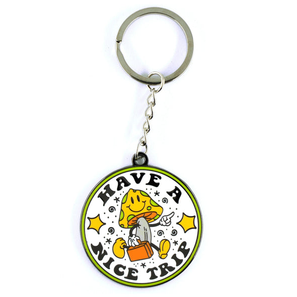 Have A Nice Trip Keychain