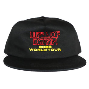 Wall of Death Cap (Black)
