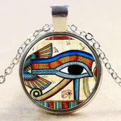 Eye of Ra Necklace - FoxyDeal