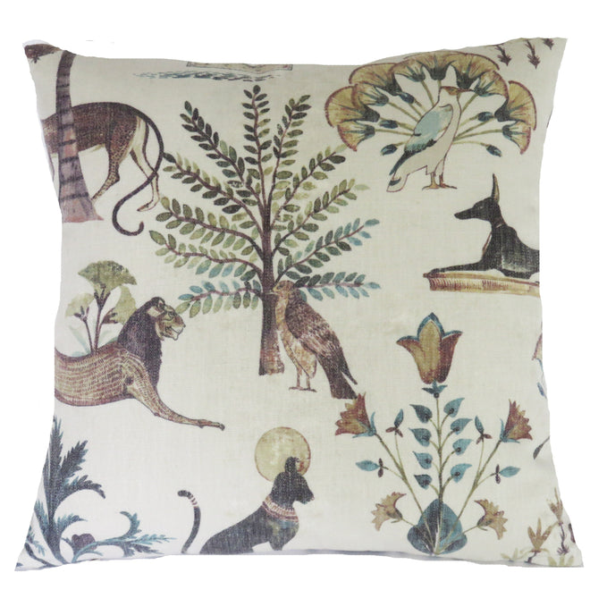 Bird and Animal Pillows