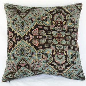 Chenille and Tapestry Pillows