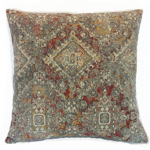 indus jewel tapestry pillow cover