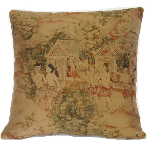 thai scenic pillow jims dream gold