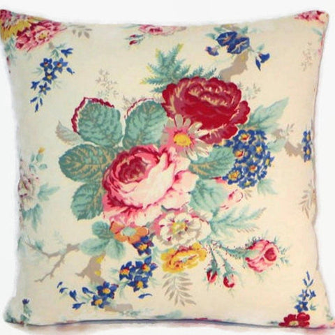 Ralph Lauren Garden club fabric pillow cover