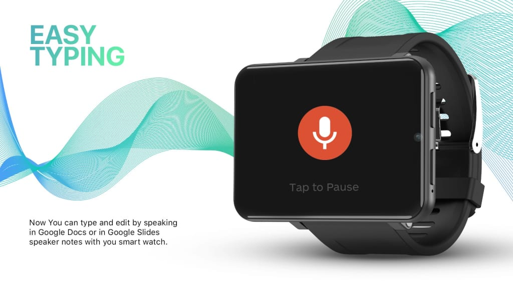 4G LTE Mobile Smart Watch Android 7.1 3GB 32GB 5MP MT6739