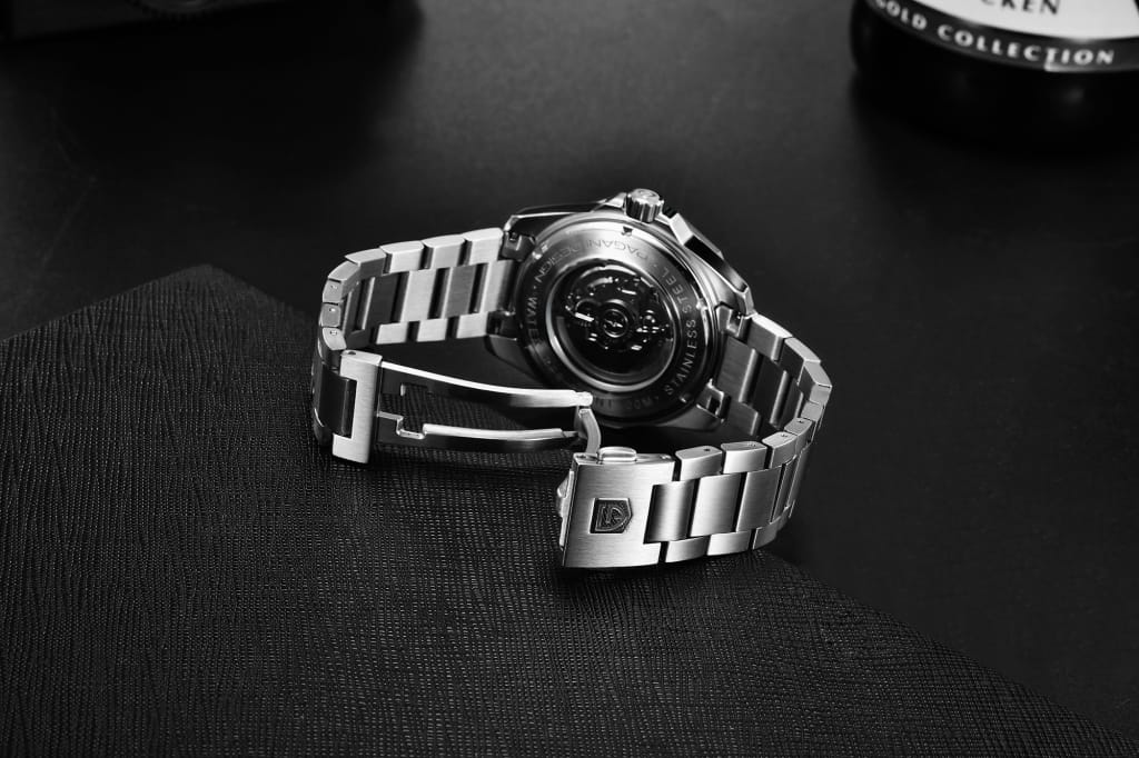 PAGANI DESIGN Top Brand Mechanical Automatic Stainless Steel