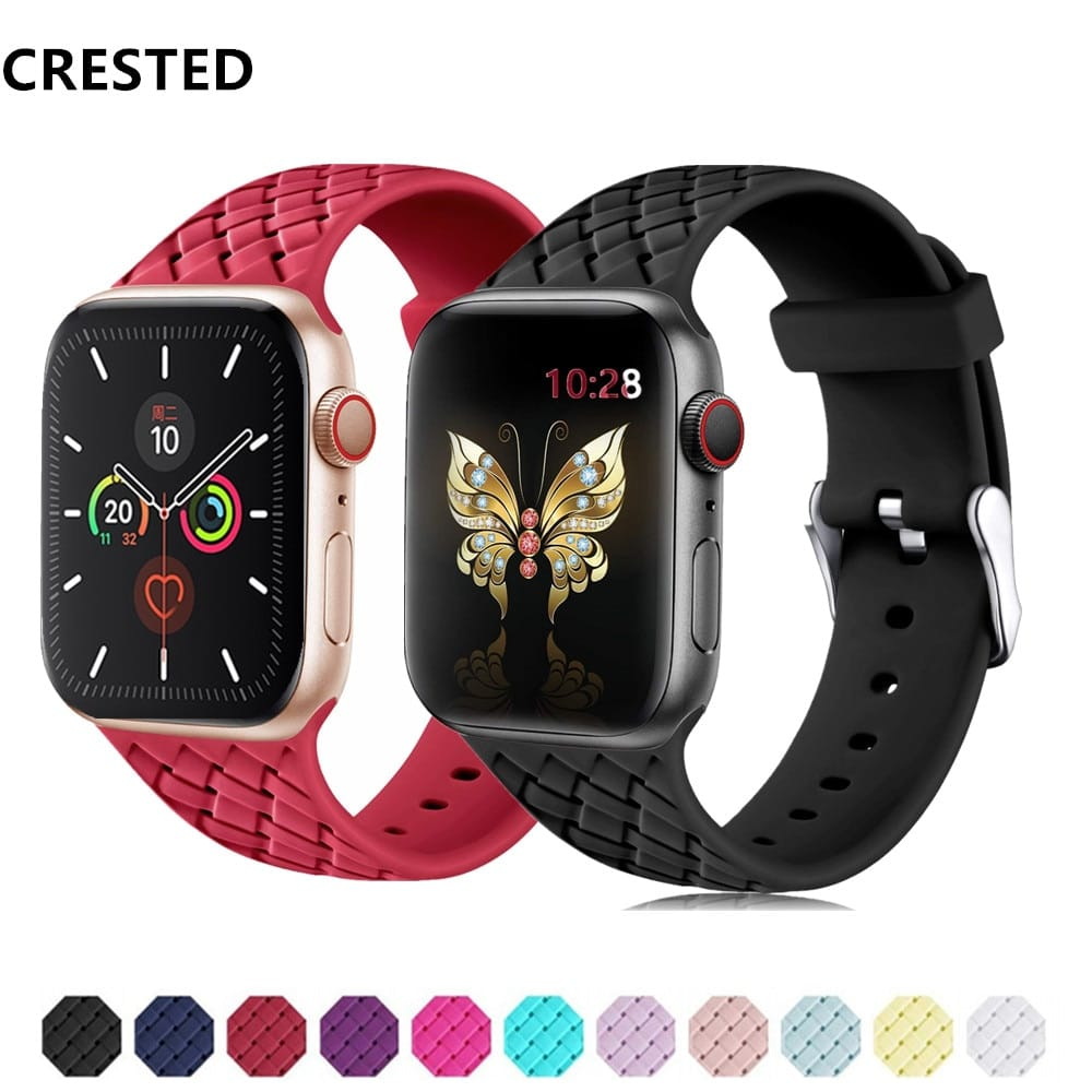 QI Wireless Charger For Apple Watch band 4 42mm/38mm iWatch