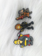 Springfield Endgame Pin Badge Set