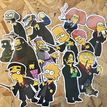 Milharry Potter Hogfield Sticker