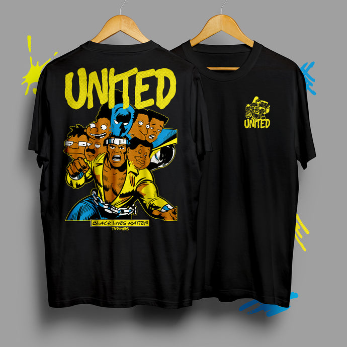 United BLM Charity T-Shirt