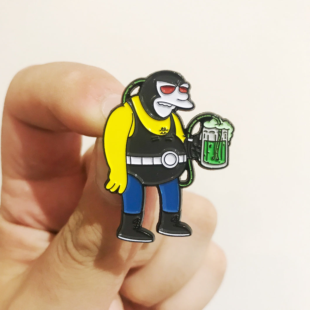 Baney Gothamfield Pin