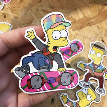 Barty McFly 2015 Sticker