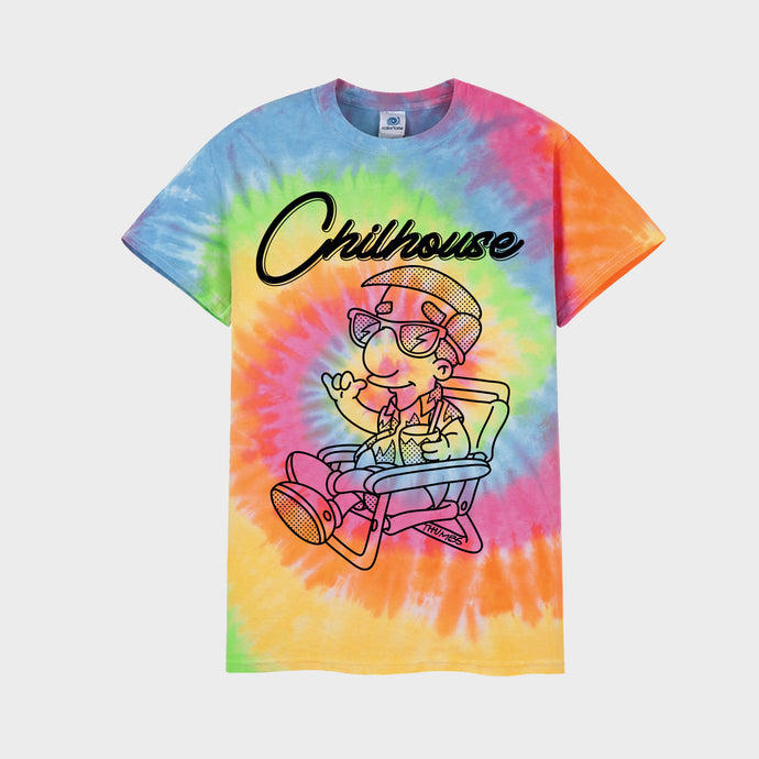 Chilhouse Tie Dye T-Shirt