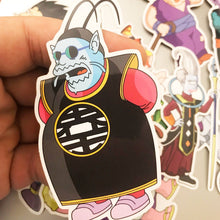 GoHans x DBZ Sticker