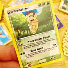 Don Brodkakuna Trading Card