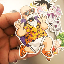 Bendus x DBZ Sticker
