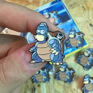 Homertoise Pin, Sticker and Trading Card