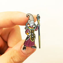 Leewhis DBZ Pin Badge