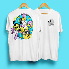 Magic Circle White T-Shirt