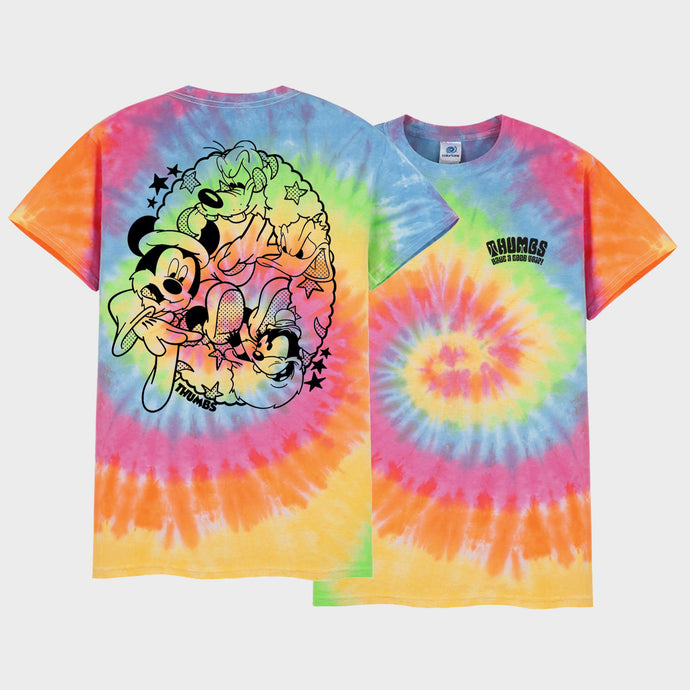 Magic Circle Tie Dye T-Shirt
