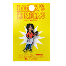 Minda x Homerr's Burgers Pin Badge