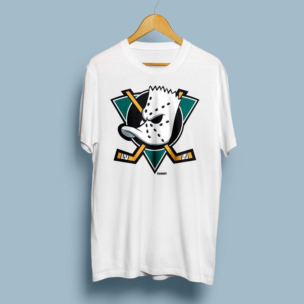 The Mighty Bucks T-Shirt White