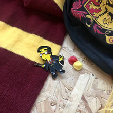 Milharry Potter Hogfield Pin Badge