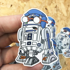 R2-Dillhouse x Springfield Wars Sticker