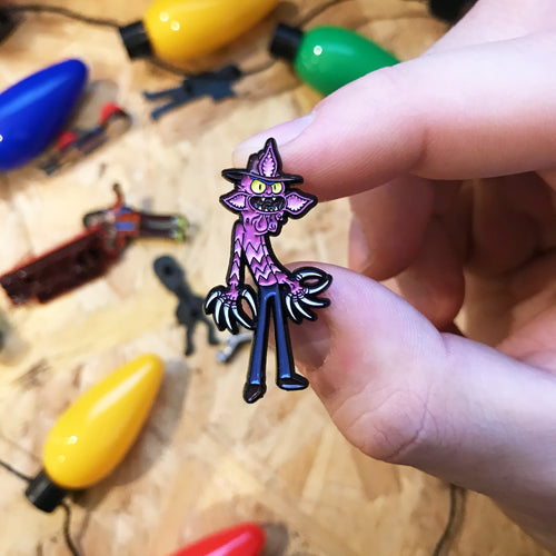 Scary Terry x Schwifty Things Pin Badge