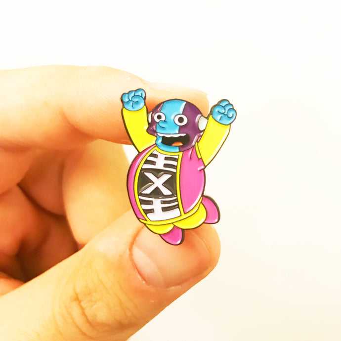 Remo DBZ Pin Badge