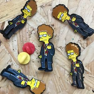 Rod Weasley Pin Badge