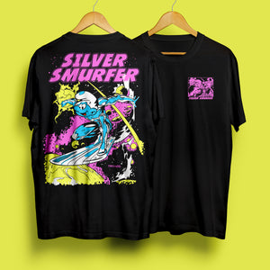 Silver Smurfer T-Shirt
