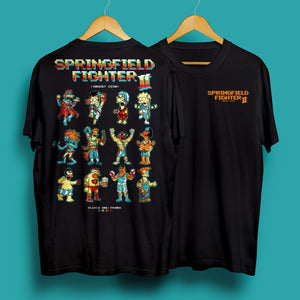 Springfield Fighters T-Shirt
