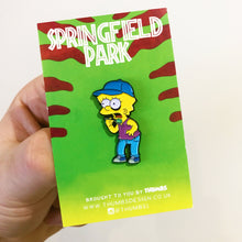 Lexsa Springfield Park Pin Badge