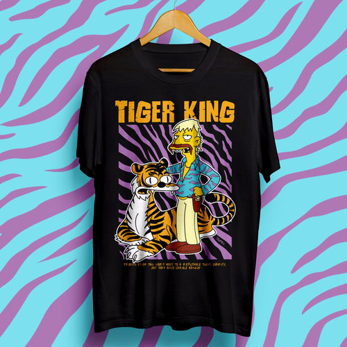 Tiger King Charity T-Shirt