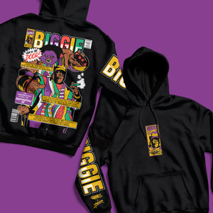 King of NY Biggie Hoody