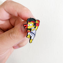 Bartyu Springfield Fighters Pin Badge