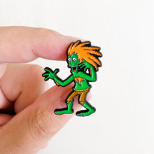 Sideshow Blanka Springfield Fighters Pin Badge