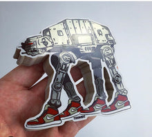 Star Walker x Sneaker Pin Badge